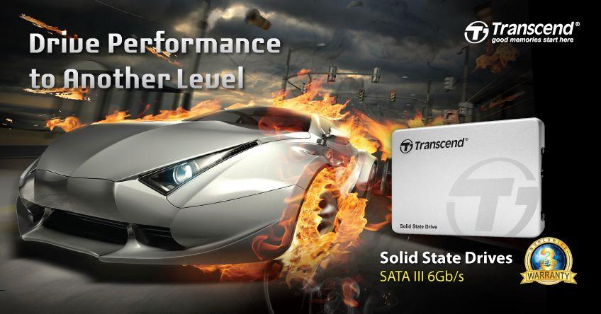 Transcend SSD Drives
