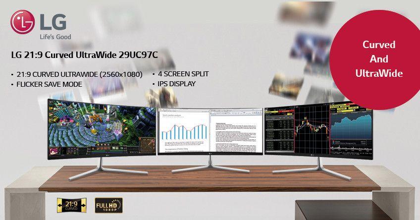 LG Monitors